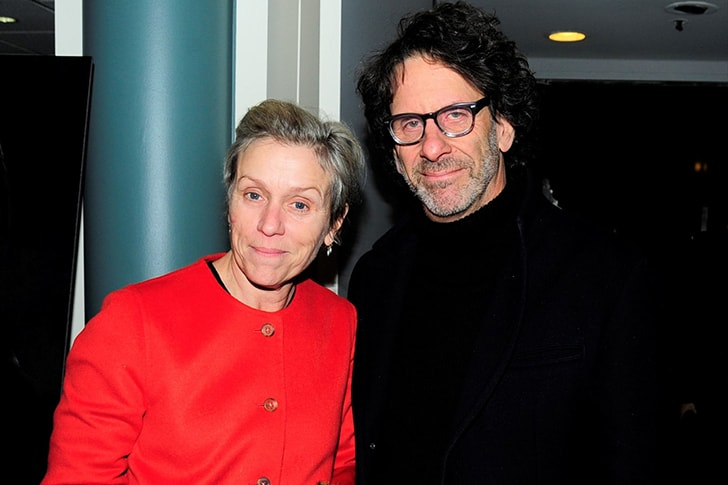 Frances McDormand and Joel Coen min True Love Exists In Hollywood And These Celebrity Couples Prove It