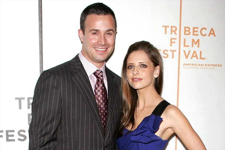 Freddie Prinze Jr. and Sarah Michelle Gellar min True Love Exists In Hollywood And These Celebrity Couples Prove It