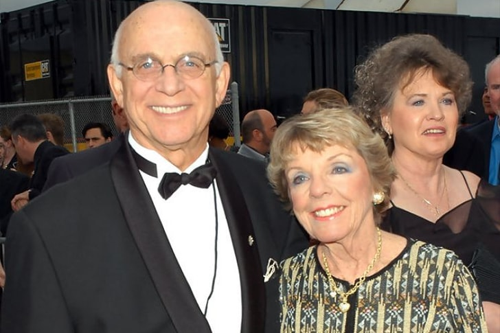 Gavin MacLeod and Patti MacLeod min True Love Exists In Hollywood And These Celebrity Couples Prove It