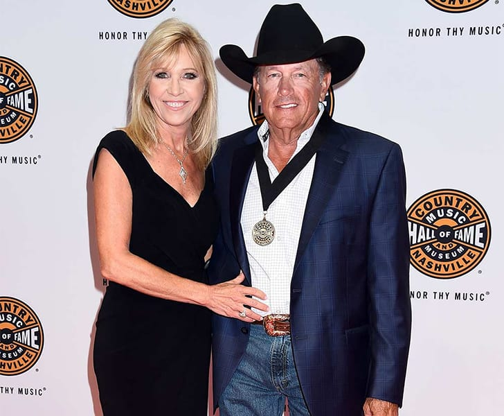 George Norma Strait True Love Exists In Hollywood And These Celebrity Couples Prove It