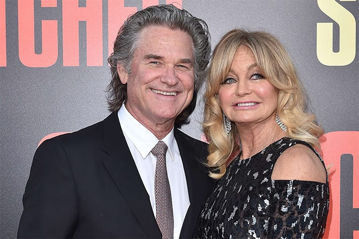 Goldie Hawn and Kurt Russell True Love Exists In Hollywood And These Celebrity Couples Prove It