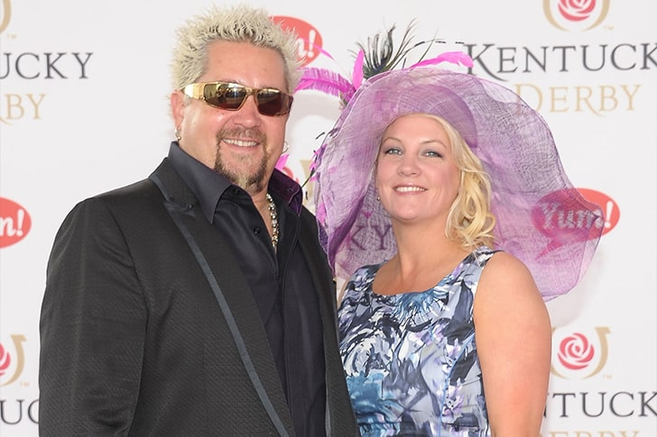 Guy Fieri Lori Fieri 2 min True Love Exists In Hollywood And These Celebrity Couples Prove It