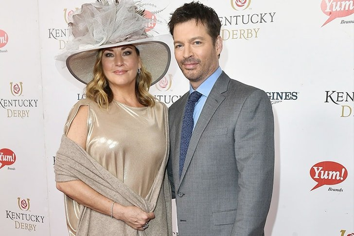Harry Connick Jr. and Jill Goodacre min True Love Exists In Hollywood And These Celebrity Couples Prove It