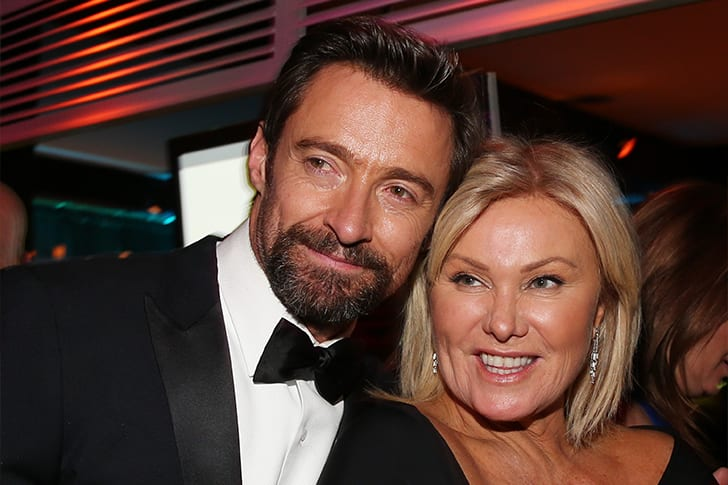 Hugh Jackman and Debora Lee Furness True Love Exists In Hollywood And These Celebrity Couples Prove It
