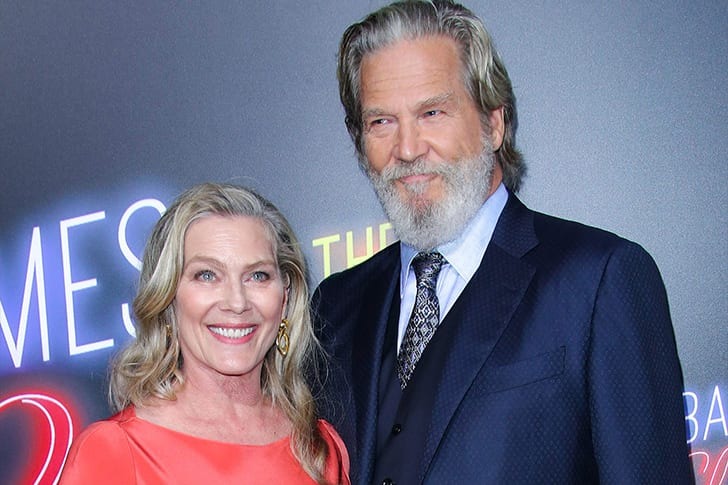Jeff Bridges Susan Geston Bridges True Love Exists In Hollywood And These Celebrity Couples Prove It