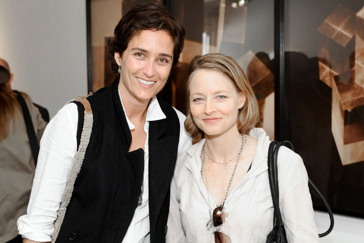 Jodie Foster Alexandra Hedison 6 Years Together min 1 True Love Exists In Hollywood And These Celebrity Couples Prove It