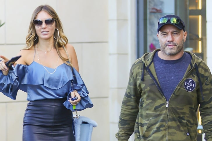 Joe Rogan Jessica Ditzel 2 min True Love Exists In Hollywood And These Celebrity Couples Prove It