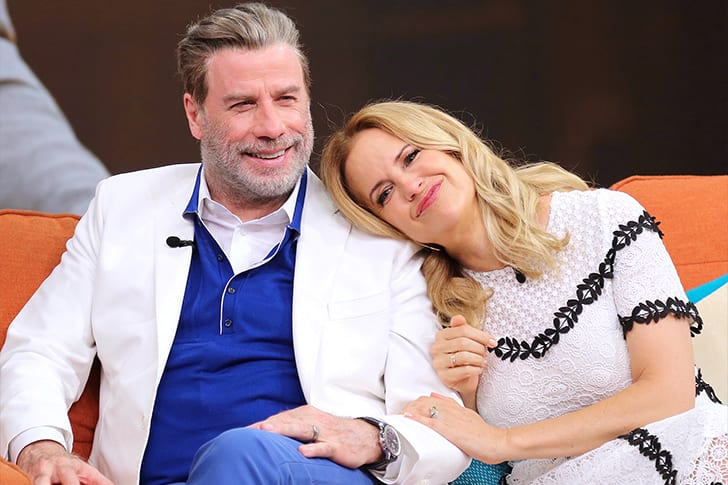 John Travolta and Kelly Preston True Love Exists In Hollywood And These Celebrity Couples Prove It