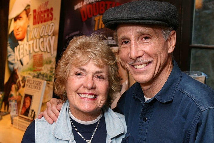Johnny Crawford Charlotte Crawford min True Love Exists In Hollywood And These Celebrity Couples Prove It