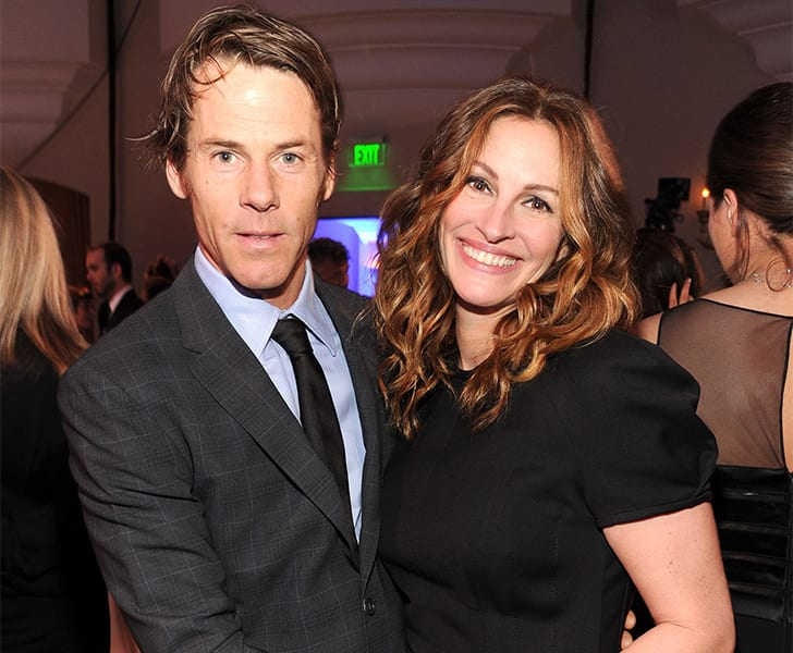 Julia Roberts and Daniel Moder True Love Exists In Hollywood And These Celebrity Couples Prove It