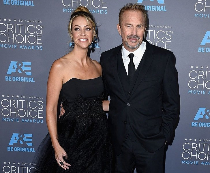 Kevin Costner Christine Baumgartner min True Love Exists In Hollywood And These Celebrity Couples Prove It