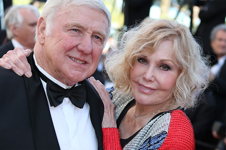 Kim Novak and Robert Malloy min True Love Exists In Hollywood And These Celebrity Couples Prove It