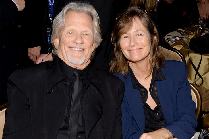 Kris Kristofferson and Lisa Meyers min True Love Exists In Hollywood And These Celebrity Couples Prove It