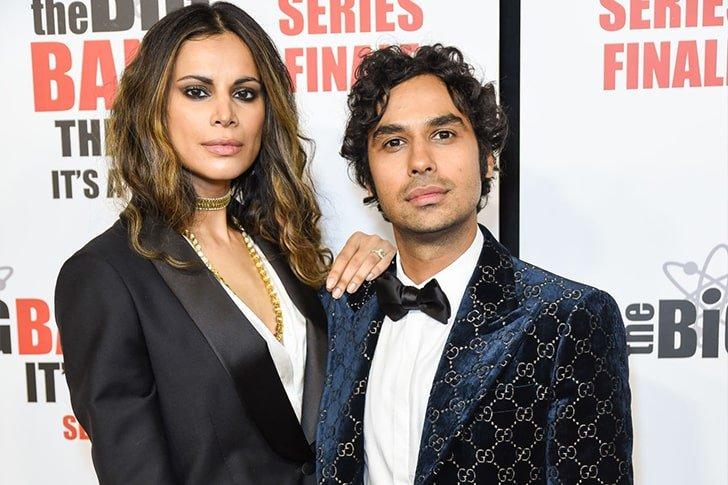 Kunal Nayyar Neha Kapur min True Love Exists In Hollywood And These Celebrity Couples Prove It