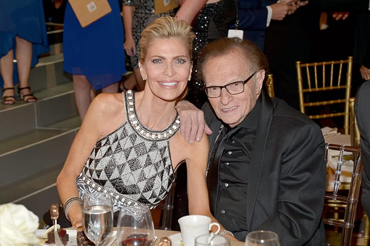 Larry King and Shawn Southwick True Love Exists In Hollywood And These Celebrity Couples Prove It
