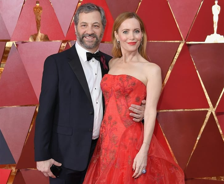 Leslie Mann and Judd Apatow True Love Exists In Hollywood And These Celebrity Couples Prove It