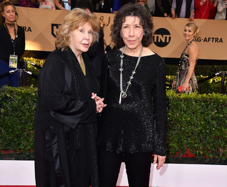 Lily Tomlin and Jane Wagner True Love Exists In Hollywood And These Celebrity Couples Prove It