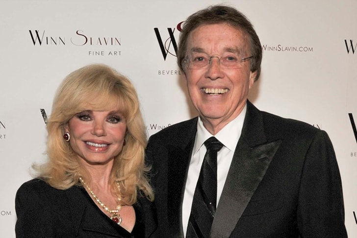 Loni Anderson and Bob Flick min True Love Exists In Hollywood And These Celebrity Couples Prove It