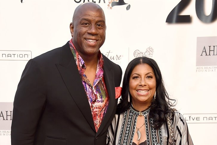 Magic Johnson Cookie Johnson 2 min True Love Exists In Hollywood And These Celebrity Couples Prove It