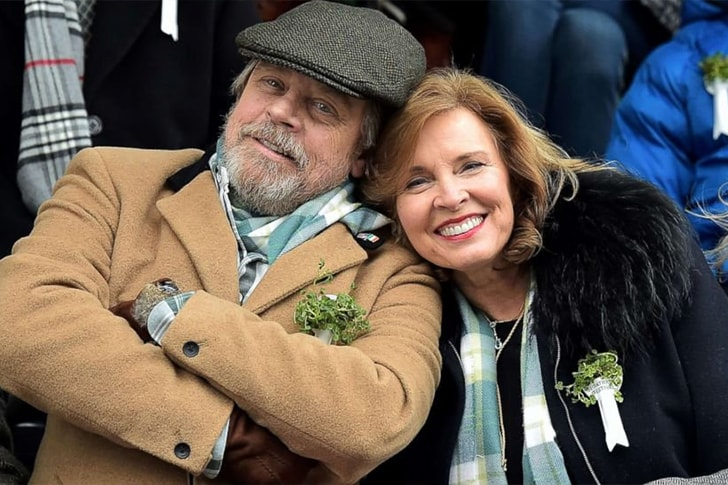 Mark and Marilou Hamill min True Love Exists In Hollywood And These Celebrity Couples Prove It