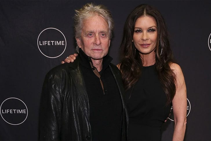 Michael Douglas and Catherine Zeta Jones True Love Exists In Hollywood And These Celebrity Couples Prove It