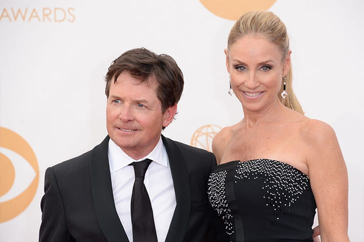 Michael J. Fox and Tracy Pollan True Love Exists In Hollywood And These Celebrity Couples Prove It