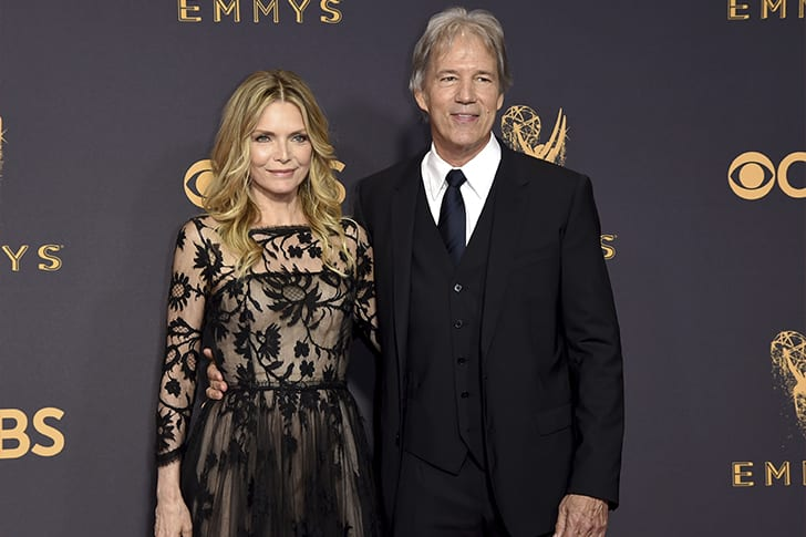 Michelle Pfeiffer David E. Kelley True Love Exists In Hollywood And These Celebrity Couples Prove It