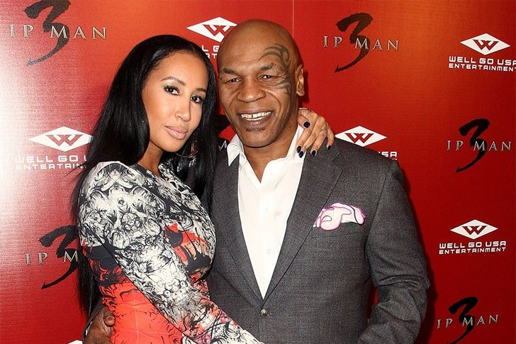 Mike Tyson Lakiha Spicer min True Love Exists In Hollywood And These Celebrity Couples Prove It