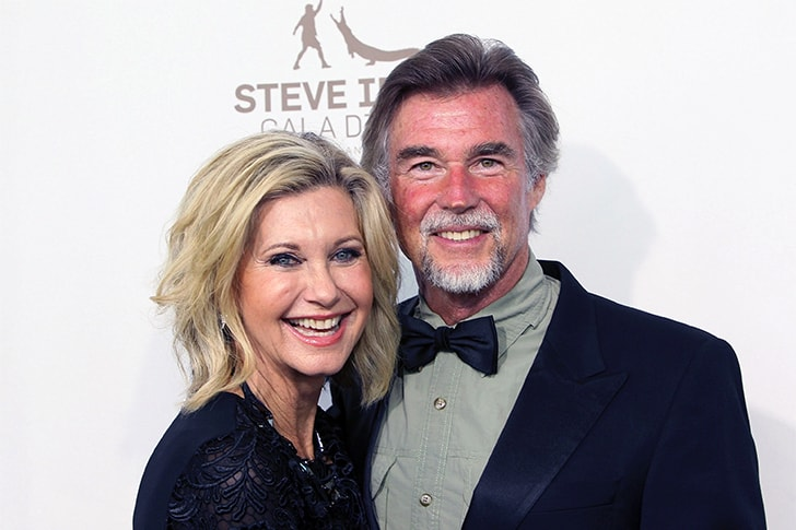 Olivia Newton John and John Easterling min True Love Exists In Hollywood And These Celebrity Couples Prove It