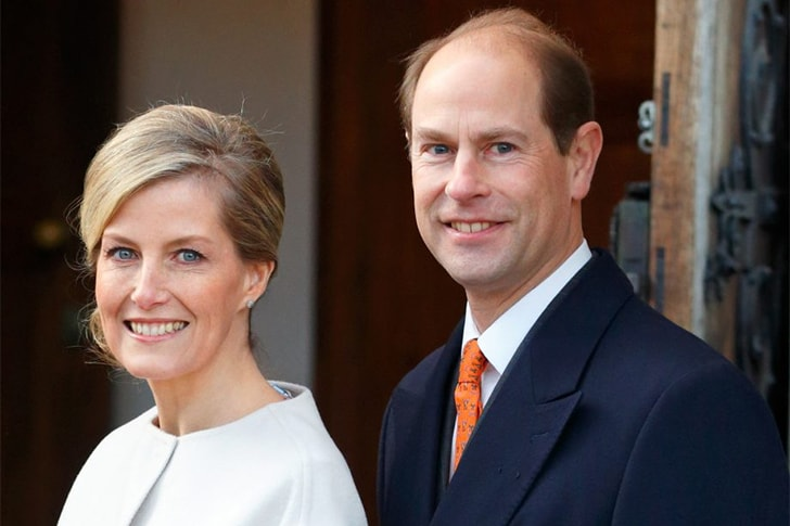 Prince Edward Sophie Countess Of Wessex min True Love Exists In Hollywood And These Celebrity Couples Prove It