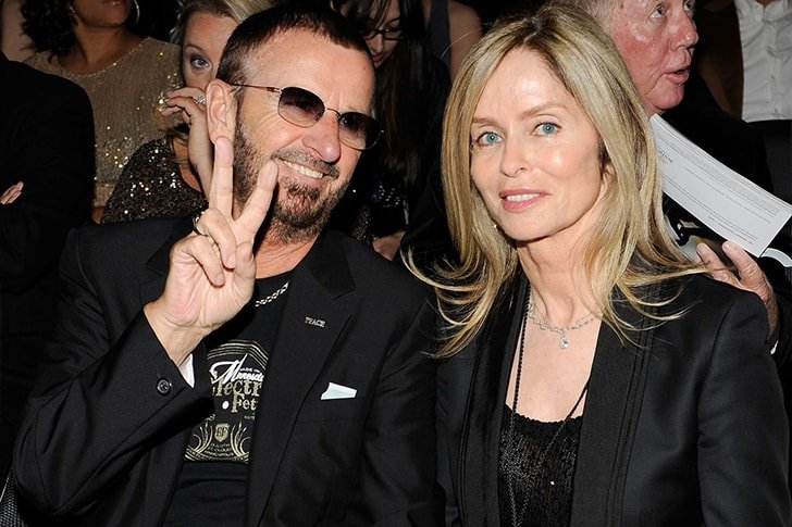 Ringo Starr and Barbara Bach min True Love Exists In Hollywood And These Celebrity Couples Prove It