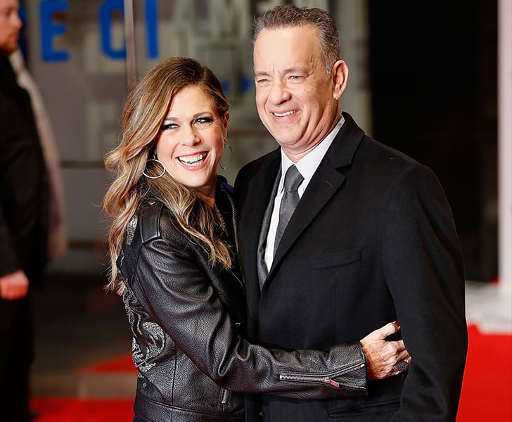 Rita Wilson and Tom Hanks True Love Exists In Hollywood And These Celebrity Couples Prove It