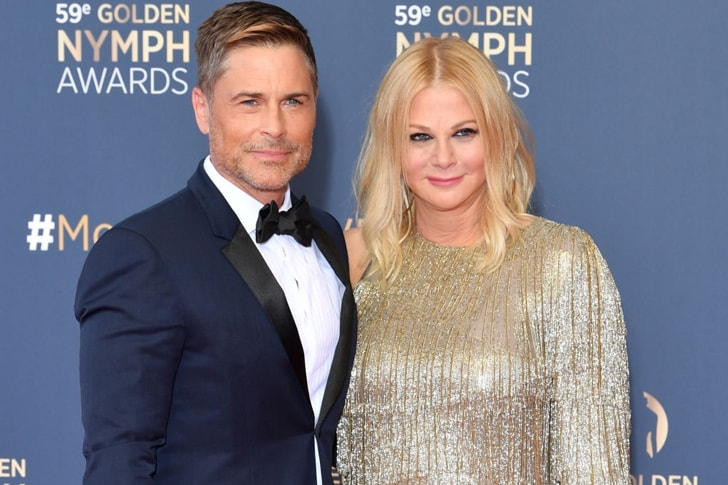 Rob Lowe and Sheryl Berkoff min True Love Exists In Hollywood And These Celebrity Couples Prove It