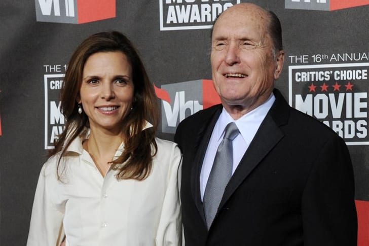 Robert Duvall Luciana Pedraza True Love Exists In Hollywood And These Celebrity Couples Prove It