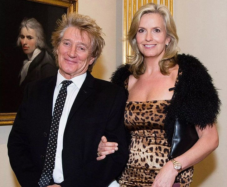 Rod Stewart Penny Lancaster min True Love Exists In Hollywood And These Celebrity Couples Prove It