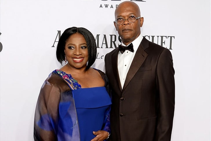 Samuel L. Jackson LaTanya Richardson min 1 True Love Exists In Hollywood And These Celebrity Couples Prove It