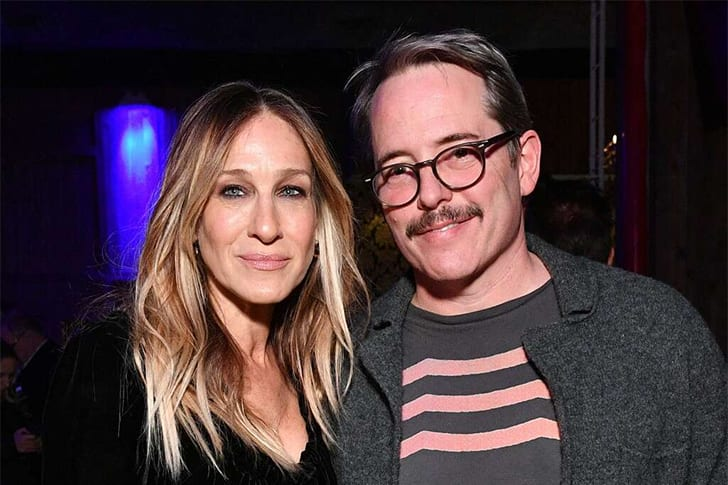 Sarah Jessica Parker and Matthew Broderick True Love Exists In Hollywood And These Celebrity Couples Prove It