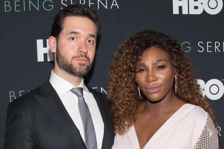Serena Williams Alexis Ohanian 2 min True Love Exists In Hollywood And These Celebrity Couples Prove It