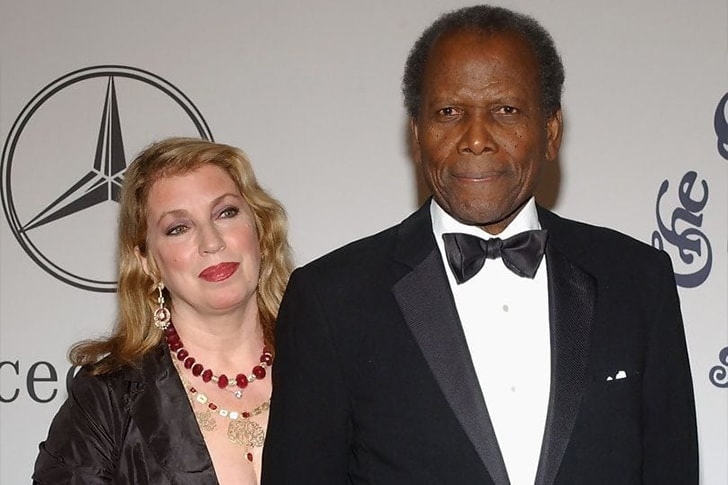 Sidney Poitier and Joanna Shimkus min True Love Exists In Hollywood And These Celebrity Couples Prove It