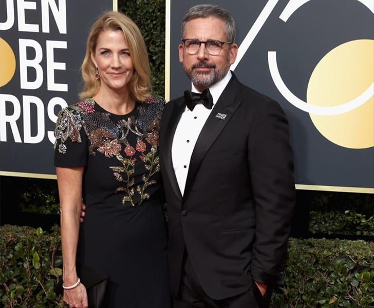 Steve Carell and Nancy Walls True Love Exists In Hollywood And These Celebrity Couples Prove It