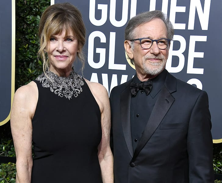 Steven Spielberg and Kate Capshaw True Love Exists In Hollywood And These Celebrity Couples Prove It
