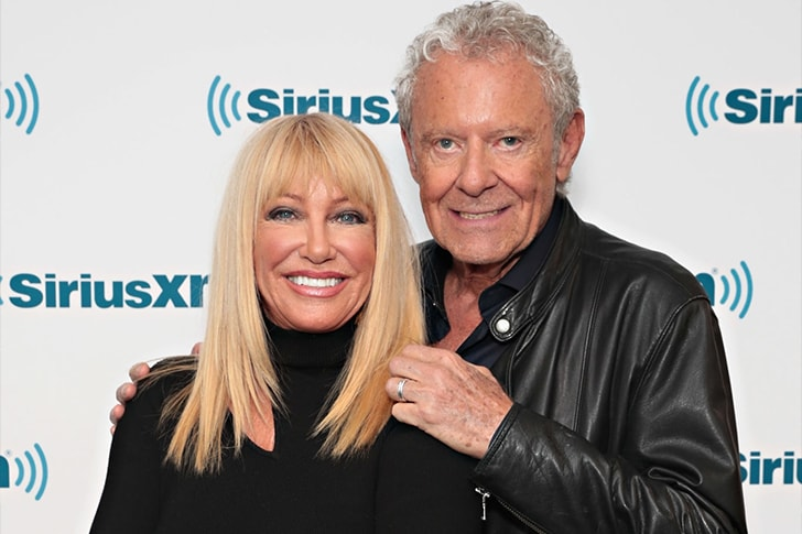 Suzanne Somers and Alan Hamel min True Love Exists In Hollywood And These Celebrity Couples Prove It