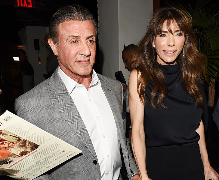 Sylvester Stallone Jennifer Flavin Married For 22 Years min True Love Exists In Hollywood And These Celebrity Couples Prove It