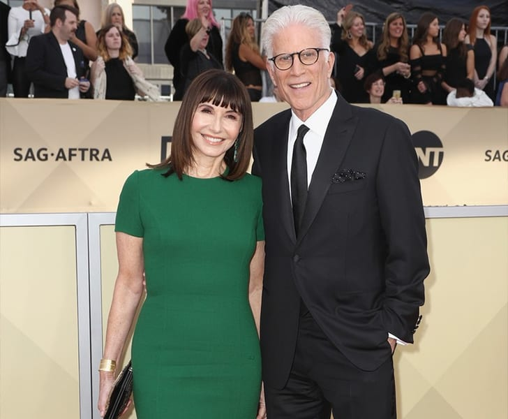Ted Danson and Mary Steenburgen True Love Exists In Hollywood And These Celebrity Couples Prove It