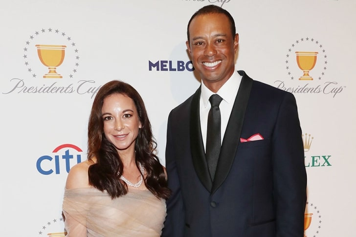 Tiger Woods Erica Herman min True Love Exists In Hollywood And These Celebrity Couples Prove It