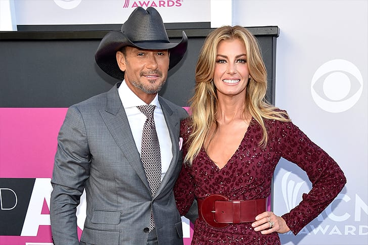 Tim Mcgraw and Faith Hill True Love Exists In Hollywood And These Celebrity Couples Prove It