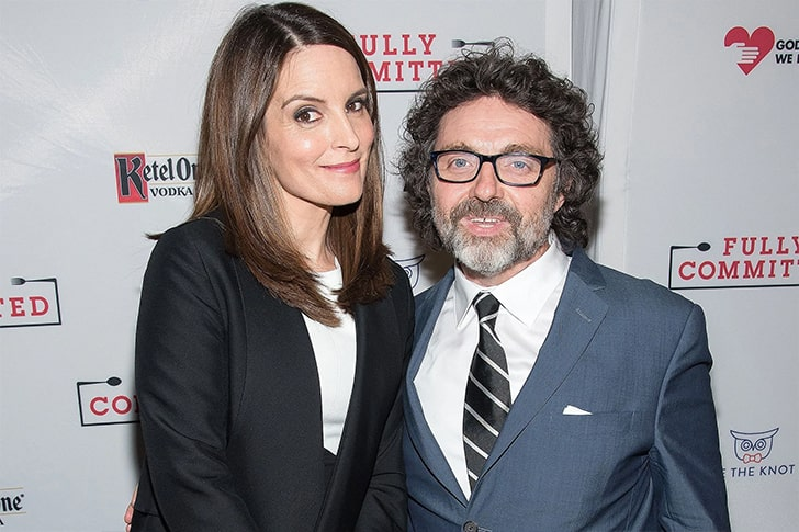 Tina Fey and Jeff Richmond min True Love Exists In Hollywood And These Celebrity Couples Prove It
