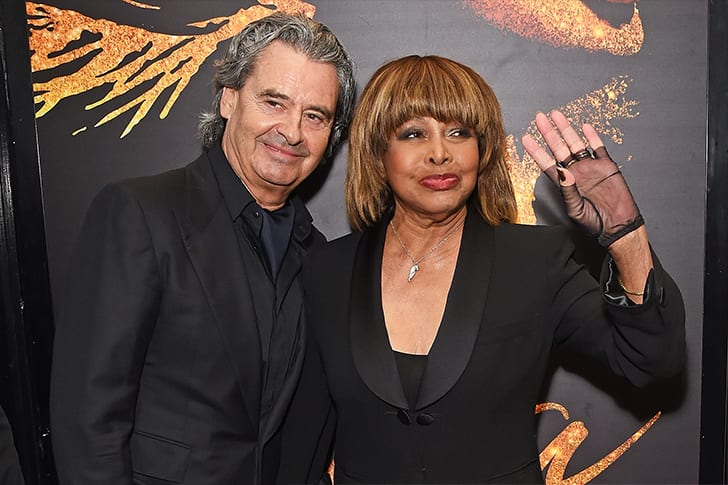Tina Turner and Erwin Bach True Love Exists In Hollywood And These Celebrity Couples Prove It