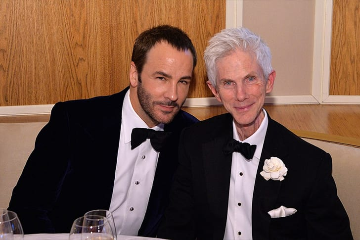 Tom Ford and Richard Buckley True Love Exists In Hollywood And These Celebrity Couples Prove It