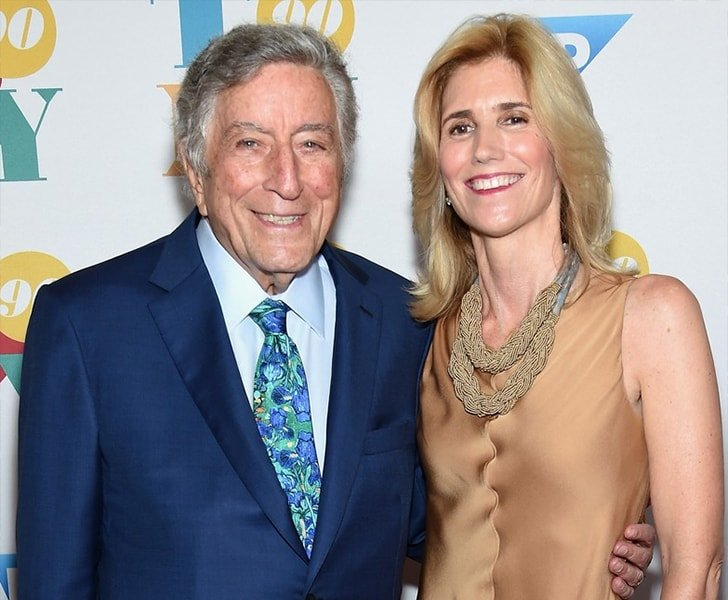 Tony Bennett and Susan Crow min True Love Exists In Hollywood And These Celebrity Couples Prove It